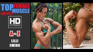 Vascular Female Muscle - Lilli Ewing