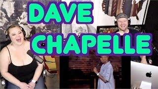 Dave Chapelle on Male Female Relationships (REACTION)