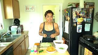 CAROLINA PAREDES   Female Host for Food Show  self taped AUDITION