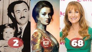 Jane Seymour | Transformation From 2 To 68 Years Old