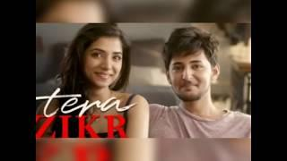 Tera Zikr // Cover Song //Female Version