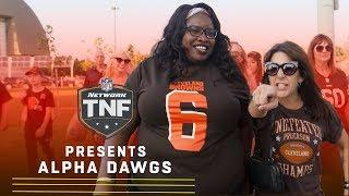 The Craziest Female Superfans in Cleveland Browns History  | TNF Presents