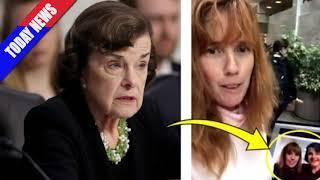 Feinstein Gets Brutal Dose Of Karma When Female Victim Demands Investigation On HER