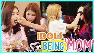[K-POP] FEMALE IDOLS BEING MOM !