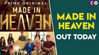 'Made In Heaven' out today || Web series by famous female filmmakers