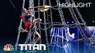 Julian Stewart and Tyler Lucas Show Incredible Strength in Vortex - Titan Games 2019 (Highlight)