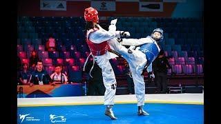 Female  57kg Round of 32  Kaiqi LIU (CHN) VS Chia ling LO (TPE)