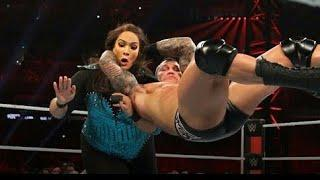 Randy Orton Top 5 RKO To Female Wrestler
