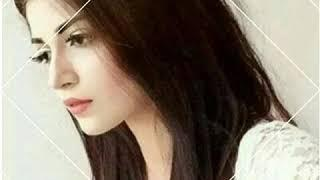 Kya baat ay ... Female version .... Superb status video for girls .... With afreen affu