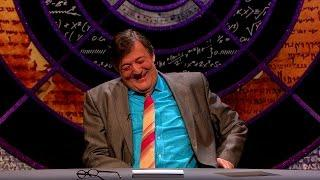 How does a pufferfish attract a female? - QI: Series L Episode 1 Preview - BBC Two