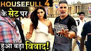 SHOCKING: Female Dancer Big Allegation on Housefull 4 Set !