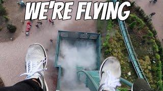 FLYING ON MY BIRTHDAY | EFTELING | LPFITNESS FEMALE SERIES EP 2