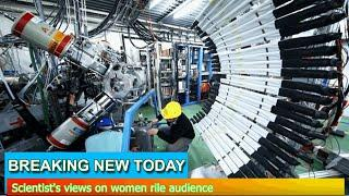 Breaking News - Scientist's views on women rile audience