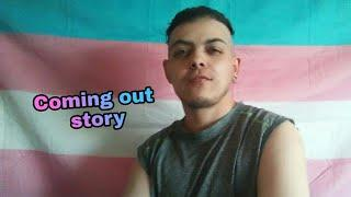 Coming out as Female to Male Transgender(Story Time)