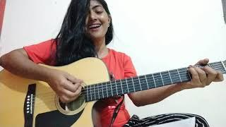 Chashni song cover by Preety  | Bharat | Female cover | Abhijeet Shrivastava