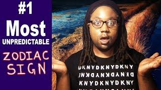 The NUMBER ONE Most Unpredictable Zodiac Sign [Lamarr Townsend Tarot] [Horoscope For Today]