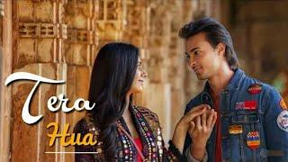 Tera Hua Full Video Song | Female Version | #Loveratri I Aayush Sharma | Tera Hua Female Version