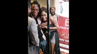See What popular reggae singer King Wadada Caught Doing With A Female Fan,As He Step Out In Style