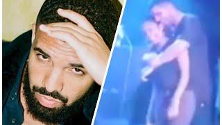 A DISTRUBING Video Surfaces Of DRAKE & Underage Female LIVE On Stage That Could Make You SICK!