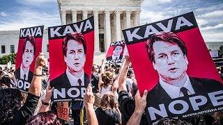 Repulsed By Kavanaugh's Confirmation, Midterm Fates Are Up To Women