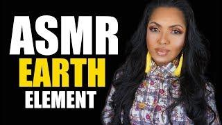 ASMR Element Series EARTH Reiki SOft Spoken Hand Movements