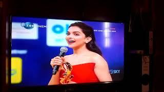 Zee cine award best actor female