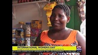 International Women's Day - AM Show on JoyNews (6-3-19)