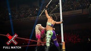 FULL MATCH - Bliss vs. Bayley - Raw Women's Title Kendo Stick on a Pole Match: Extreme Rules 2017