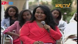 ERi-TV, Eritrea: Female College Students Join Union to Fight For Women's Right
