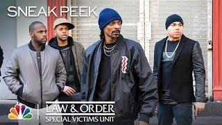 Season 20, Episode 22: Benson Arrests a Rapper - Law & Order: SVU (Sneak Peek)