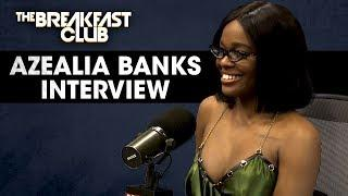 Azealia Banks Talks New Single, The State Of Female Rap, RZA, Donald Trump + More