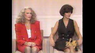 Women Fired After Affairs w/ Married Bosses, on Sally Jessy Raphael, 1993