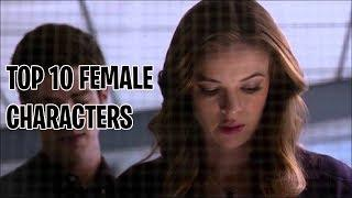 Top 10 Female characters in the Arrowverse