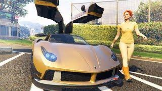 Golden Girl | Best Female Outfits in GTA ONLINE (Fashion Series #10)