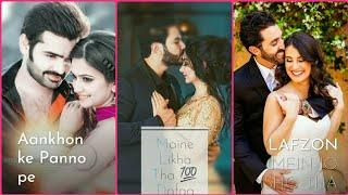 Female Version Sad + Love Song Full screen Whatsapp Status Video | Punjabi Ringtone | Sweet Love