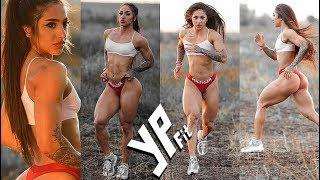 BAKHAR NABIEVA ???? MONSTER LEGS FEMALE BODYBUILDER