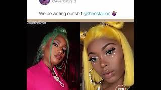 FEMALE RAP BEEF BREAKS OUT ON SOCIAL MEDIA !!!