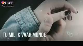 ❤❤❤Main dekhun teri photo.. New female version WhatsApp status video