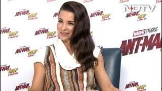 Talk Of An All Female 'Avengers' Film: Evangeline Lilly