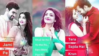 Tumse Mili To Yun Laga Female Version Full Screen WhatsApp Status Video 2019 || Attitude Status No1
