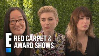 Female Filmmakers & Actresses on Male-Dominated Industry Changes | E! Red Carpet & Award Shows