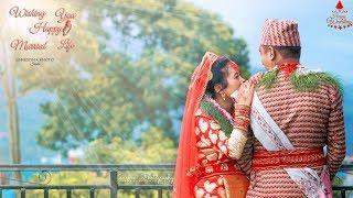 BRIDAL♡WEDDING♡MAKEUP || CINEMETIC VIDEO|| ♡Shila Weds Anil♡ Cover ||Nazm Nazm Female||