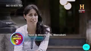 OMG! Yeh Mera India tamil  EP 02 - Samurai Amma - Oldest Female Kalaripayattu Expert