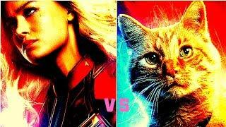 Captain Marvel, Female Power, and the Cat: A Goose Story
