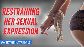 The Suppression of Female Sexuality - Connect With Her Through Your Understanding | #askthenaturals