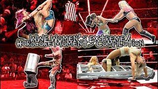 WWE - Women's Extreme / Hardcore Moments | Compilation | - HD - | RoiDivasFan |