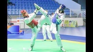 Female +67kg Quarterfinal | Shuyin ZHENG (CHN) VS Shuwen Lv (CHN)