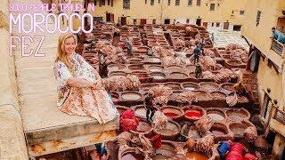 Solo Female Travel in Morocco - Fez - Episode 2