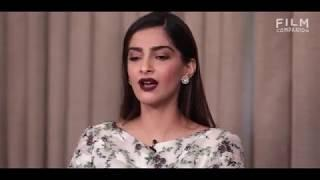 Sonam Kapoor praising her late aunt Sridevi mam (Indian cinema's biggest female superstar ever)