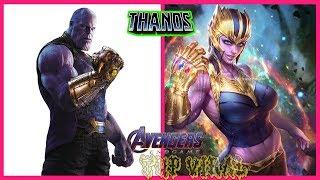 Avengers Endgame As Female 2019 ???? Video | Tup Viral